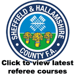 SheffieldFA Referee Courses